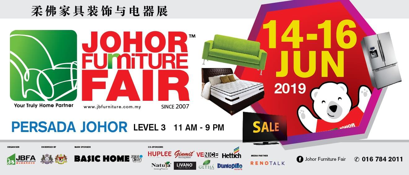 johor furniture fair 2019